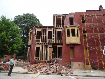 Developer Takes Big Picture Approach in Baltimore Neighborhood