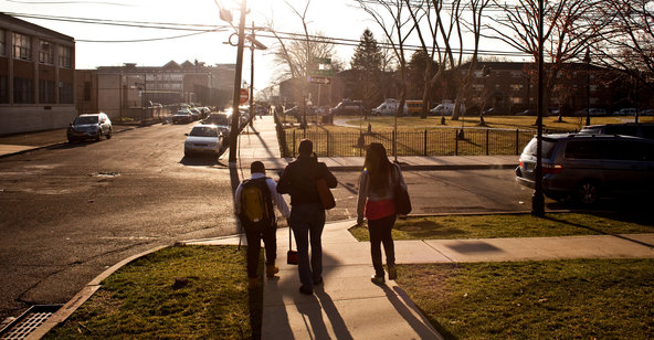 Walkable Neighborhoods Cut Obesity and Diabetes Rates
