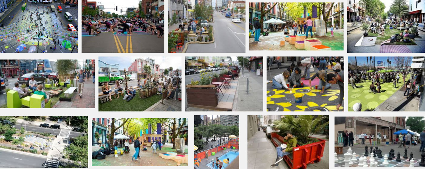 Why Tactical Urbanism is key to revitalizing cities
